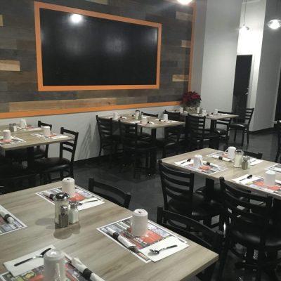 Restaurant à déjeuner et dîner - Le Survenant 2020